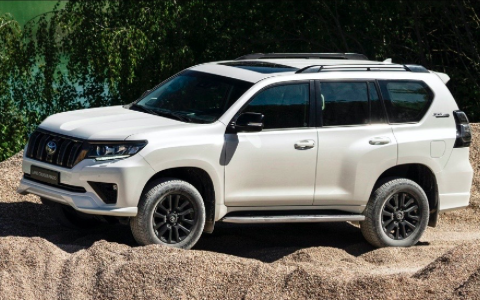 НОВЫЙ TOYOTA LAND CRUISER PRADO (2020)